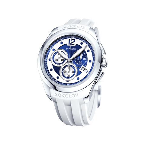 148.30.00.000.10.06.2 -Женские серебряные часы  SOKOLOV