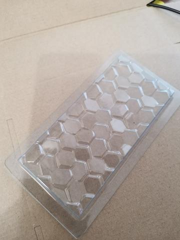 Форма для шоколада Соты