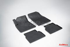"""Резиновые коврики """"Сетка"""" для BLS (2006-2009)"""
