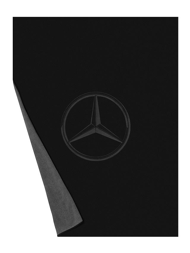 Плед двусторонний в чехле Mercedes-Benz
