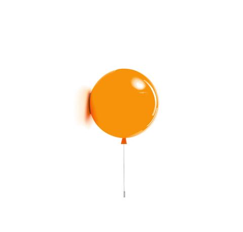 Настенный светильник копия MEMORY by Brokis D 25 (оранжевый)