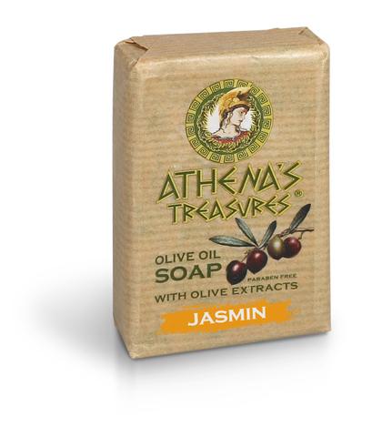 Мыло от ATHENA'S TREASURES жасмин