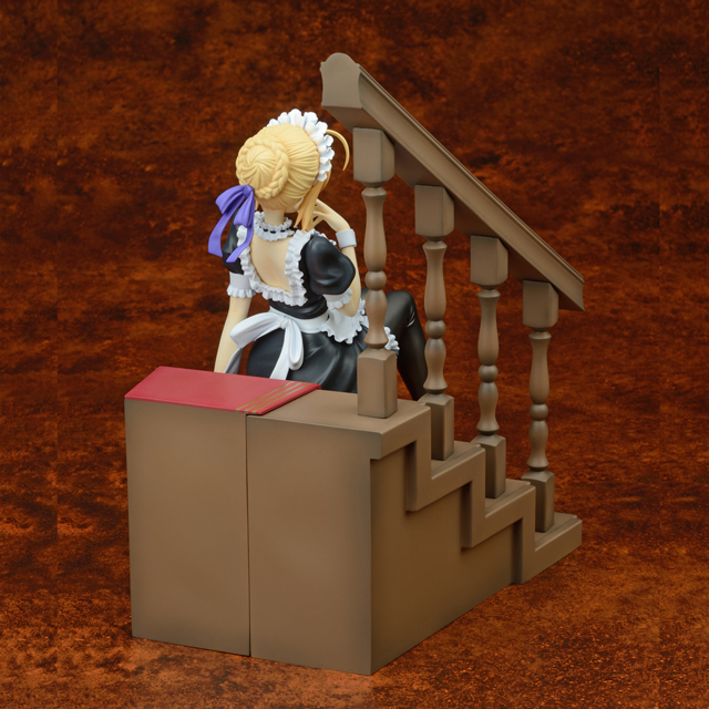 Fate/Stay Night: Saber Lily 1/7 Scale Figure Delusion Maid