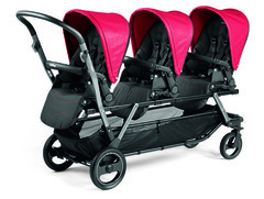 Детская коляска для тройни Peg Perego Triplette Piroet