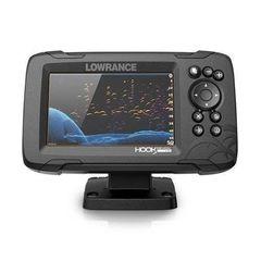 Эхолот Lowrance HOOK REVEAL 5 83/200 HDI ROW (000-15504-001)