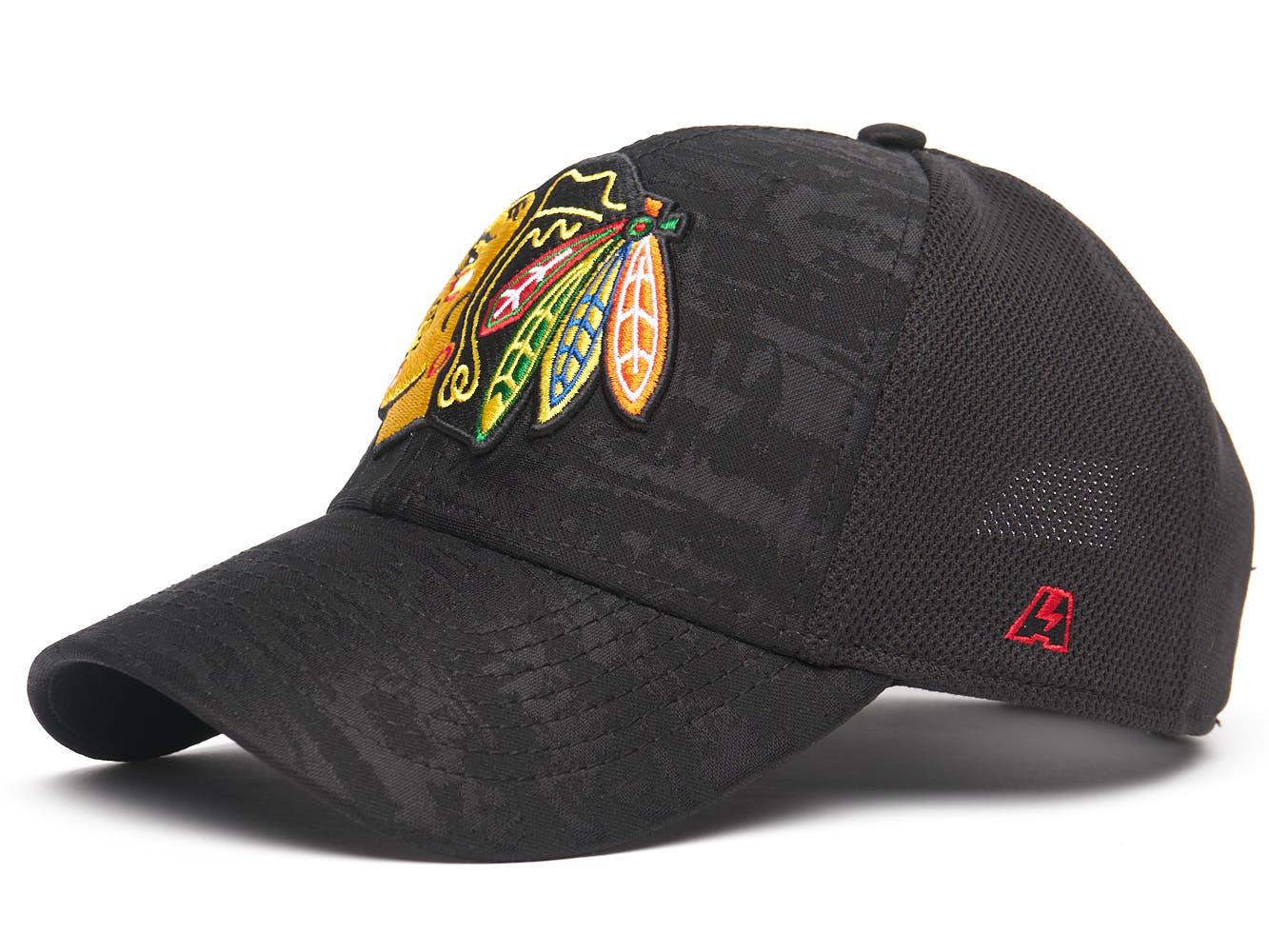 Бейсболка NHL Chicago Blackhawks (размер M)