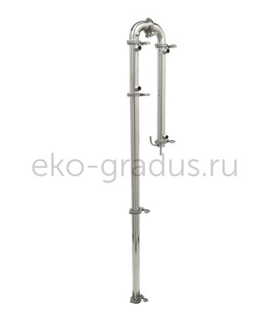 Бражная колонна 38Х1000