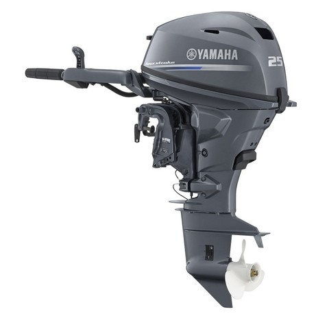 Лодочный мотор Yamaha F25 GMHS