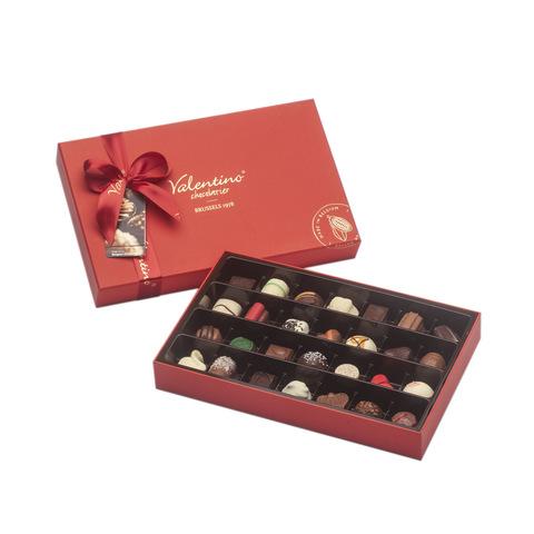 """შოკოლადის ნაკრები""""Valentino"""" 450 გრ"""