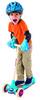 Детский самокат Razor Zombie Kix синий