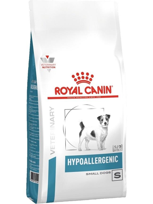 Royal Canin Для собак мелких пород, Royal Canin Hypoallergenic Small Dog HSD 24, с пищевой аллергией/непереносимостью 618010.jpeg