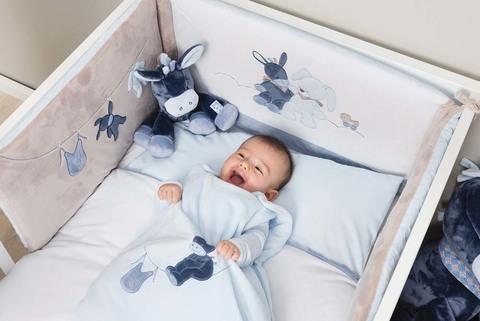 Спальный мешок Nattou Alex & Bibou 70см