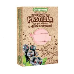 Pastilla Пастила медовая с черной смородиной Galagancha 95г