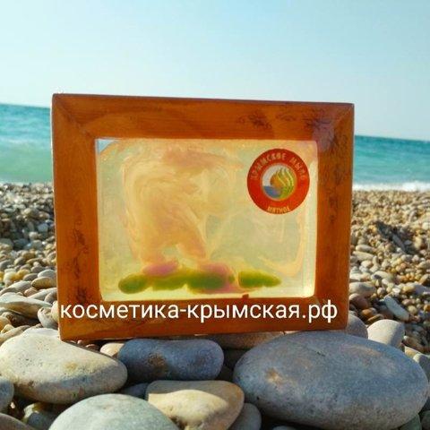 Натуральное мыло «Мята» ™Фитон-Крым