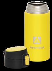 Термос Арктика 350 мл 705-350 текстурный желтый - 2