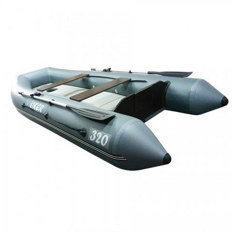 Лодка ПВХ  JOKER 320 Airdeck 80 мм (c насосом выс.давления  )