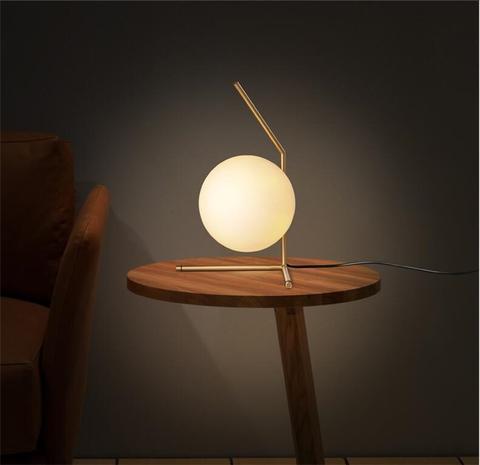Настольный светильник копия IC T1 LOW by Flos