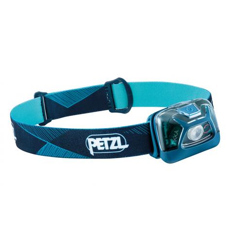 Фонарь светодиодный налобный Petzl Tikka синий, 300 лм