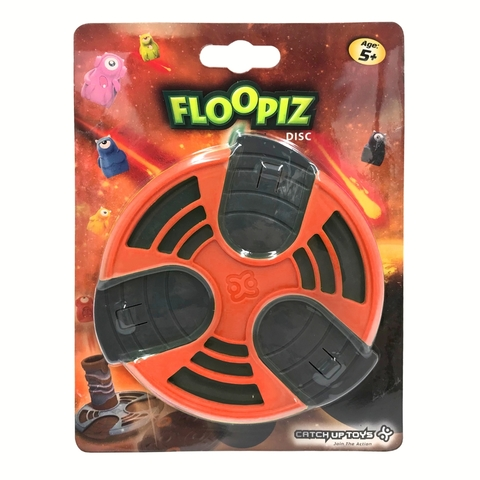 Доп. набор CATCHUP TOYS FP-004D-ORA Floopiz Disc (Orange)