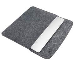 Коричневый конверт Gmakin на MacBook