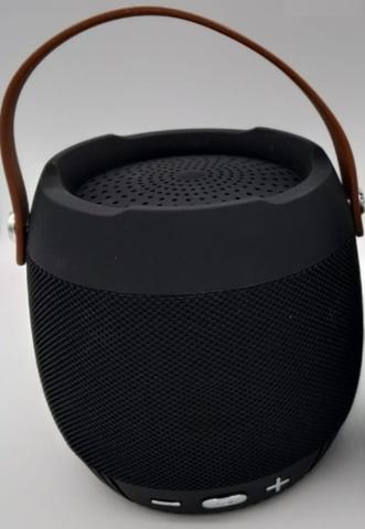 Колонка DV-06 | черная Bluetooth/USB/FM/MicroSD