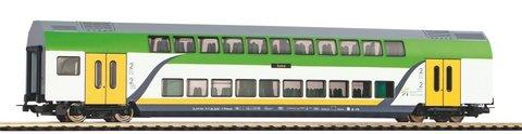 Двухэтажный пассажирский вагон 2-го класса Koleje VI