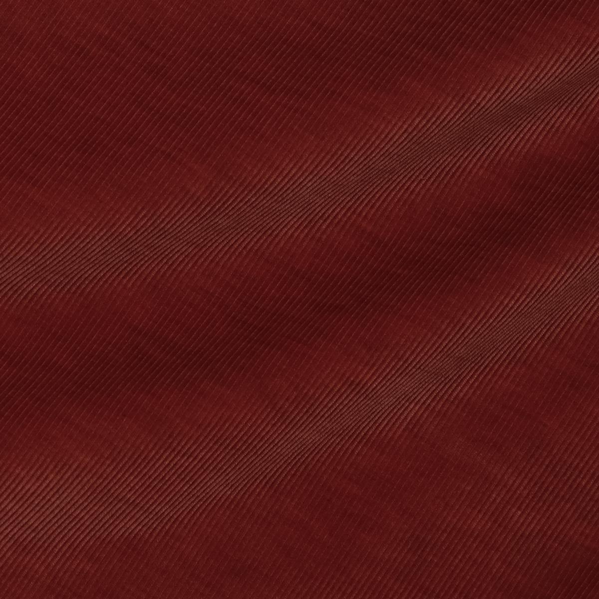 Хлопковый с кашемиром вельвет в рубчик терракотовый