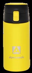 Термос Арктика 350 мл 705-350 текстурный желтый