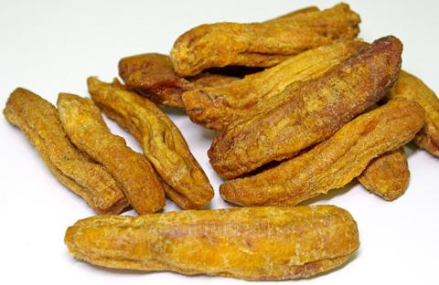вяленые мини-бананчики очень вкусные