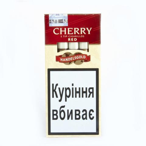 Сигары Handelsgold Cherry Tip-Cigarillos Red