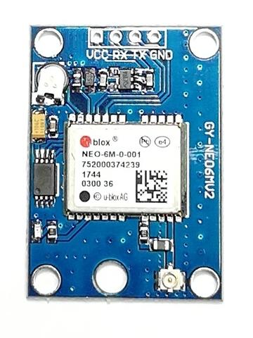 GPS модуль GY-NEO6MV2