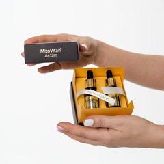Митовитан актив сет - антиоксидант для кожи и набор для приготовления омолаживающей косметики