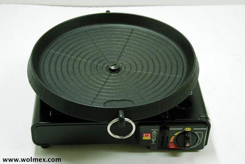 Гриль-панель, Wolmex GP-02