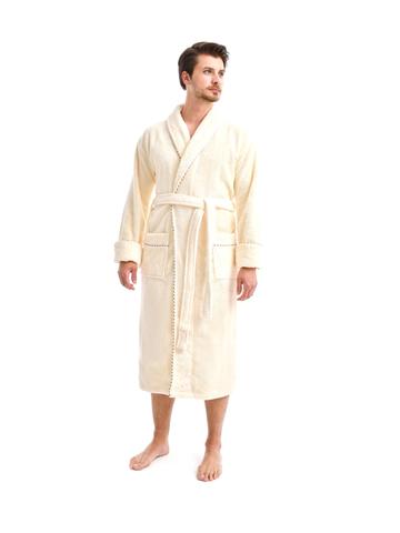 Банный махровый халат для мужчин и женщин