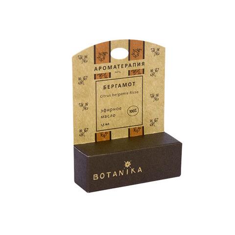 100% эфирное масло Botanika Бергамот 1,5 мл
