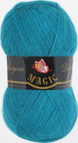 Пряжа Angora Delicate Magic 1112 Светлая морская волна - купить в интернет-магазине недорого klubokshop.ru