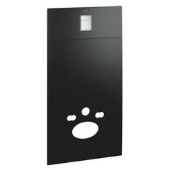 Панель с клавишей смыва для унитаза Grohe Glass Cover 39374KS0 фото