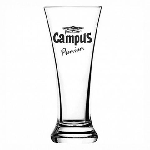 Набор из 6 бокалов для пива Campus 330 мл