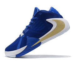 Nike Zoom Freak 1 'Blue/White/Gold'