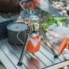 Картинка горелка туристическая Fire Maple FAMILY NEW Металлик  - 3