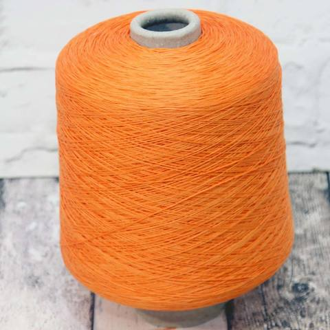 Хлопок LINEAPIU GONG 750 оранжевый