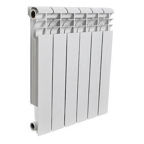 Радиатор алюминиевый секционный ROMMER Plus 200 - 14 секций