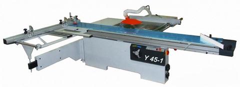 Горизонтальный форматно-раскроечный станок LTT Y45-1