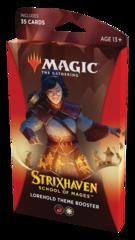 Тематический бустер выпуска «Strixhaven: School of Mages» (факультет «Lorehold»)