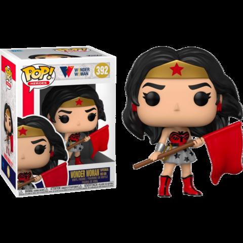 Фигурка Funko Pop! Heroes: Wonder Woman (Red Son)