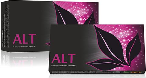 APL. Драже APLGO ALT от аллергии
