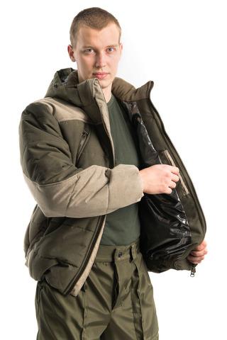 Куртка Зимняя Канада (Мембранная Ткань)