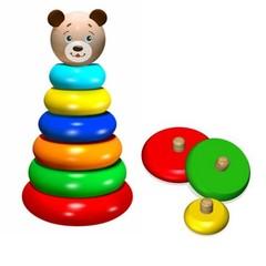 Toys Lab Пирамидка