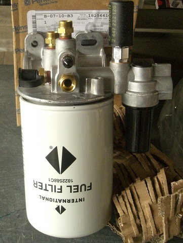 Фильтр топливный в сборе / FILTER HEAD АРТ: 10000-17916