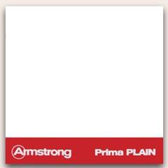 АРМСТРОНГ Плита потолочная Плейн 600х600х15мм (1шт) кромка Борд